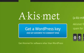akismet-key-wordpress